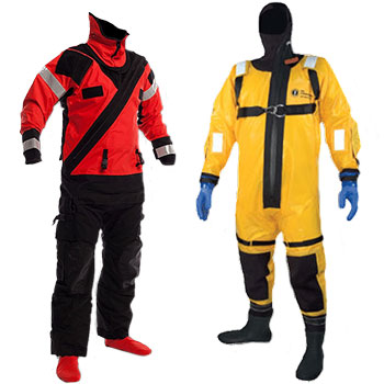 Public Safety Drysuits