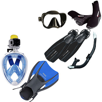 Snorkel Packages