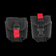 12 lb QR Weight Pocket Set