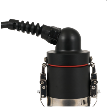 Corded Adapter with 70 Degree Lid