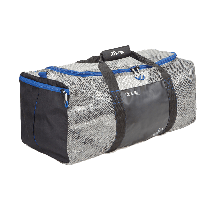 Coastal Deluxe Mesh Duffel Bag