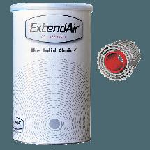 Micropore ExtendAir Large Bore Scrubber Cartridge - 8 pack