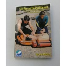 Rescue Diver Manual with KQ Booklet