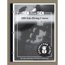 Solo Diver Instructor Guide