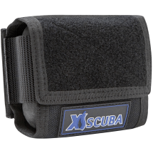 Weight Pocket with Outer Velcro