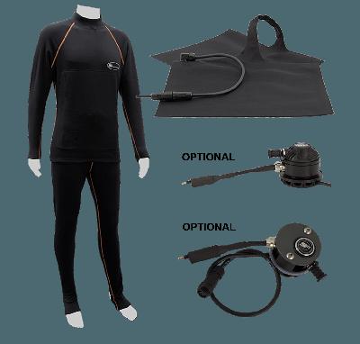 X-Heat Heated Undergarment Package