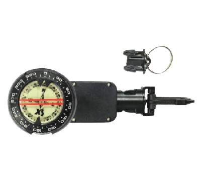 Retractable SuperTilt Compass