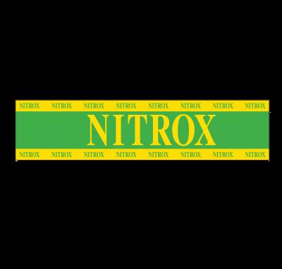 Nitrox Cylinder Sticker
