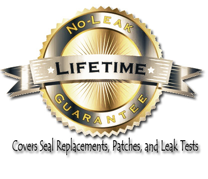 Lifetime Drysuit Warranty