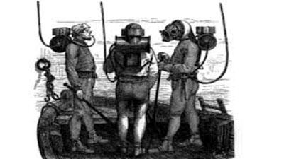 PADI Historian Diver class